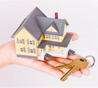 at låne penge til hus