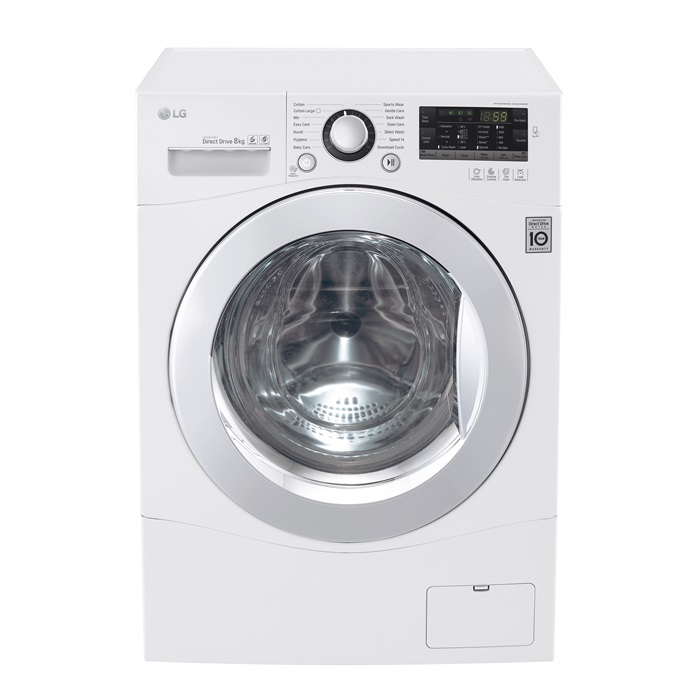 LG Vaskemaskine FH4A8TDN3