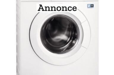 aeg vaskemaskine