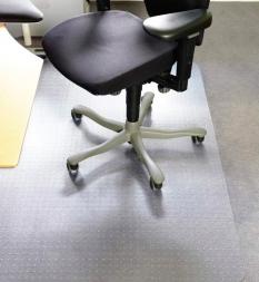 underlag til skrivebordsstol