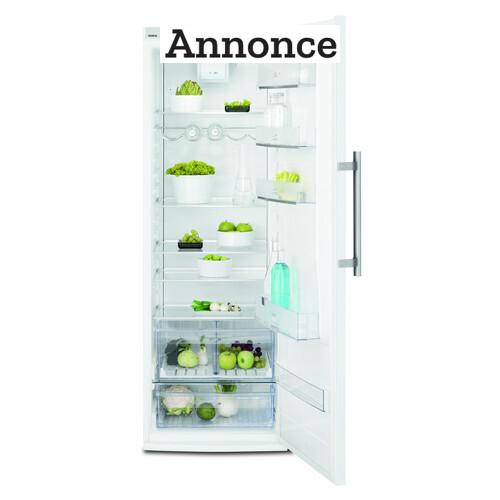 ekstra smalt køleskab
