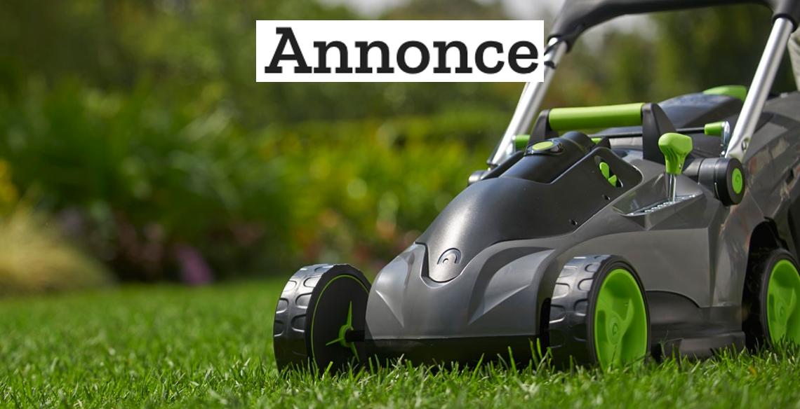 Tidsmæssigt Græsslåmaskine Test - Hold græsset pænt og nydeligt - HusUnivers.dk WO-83