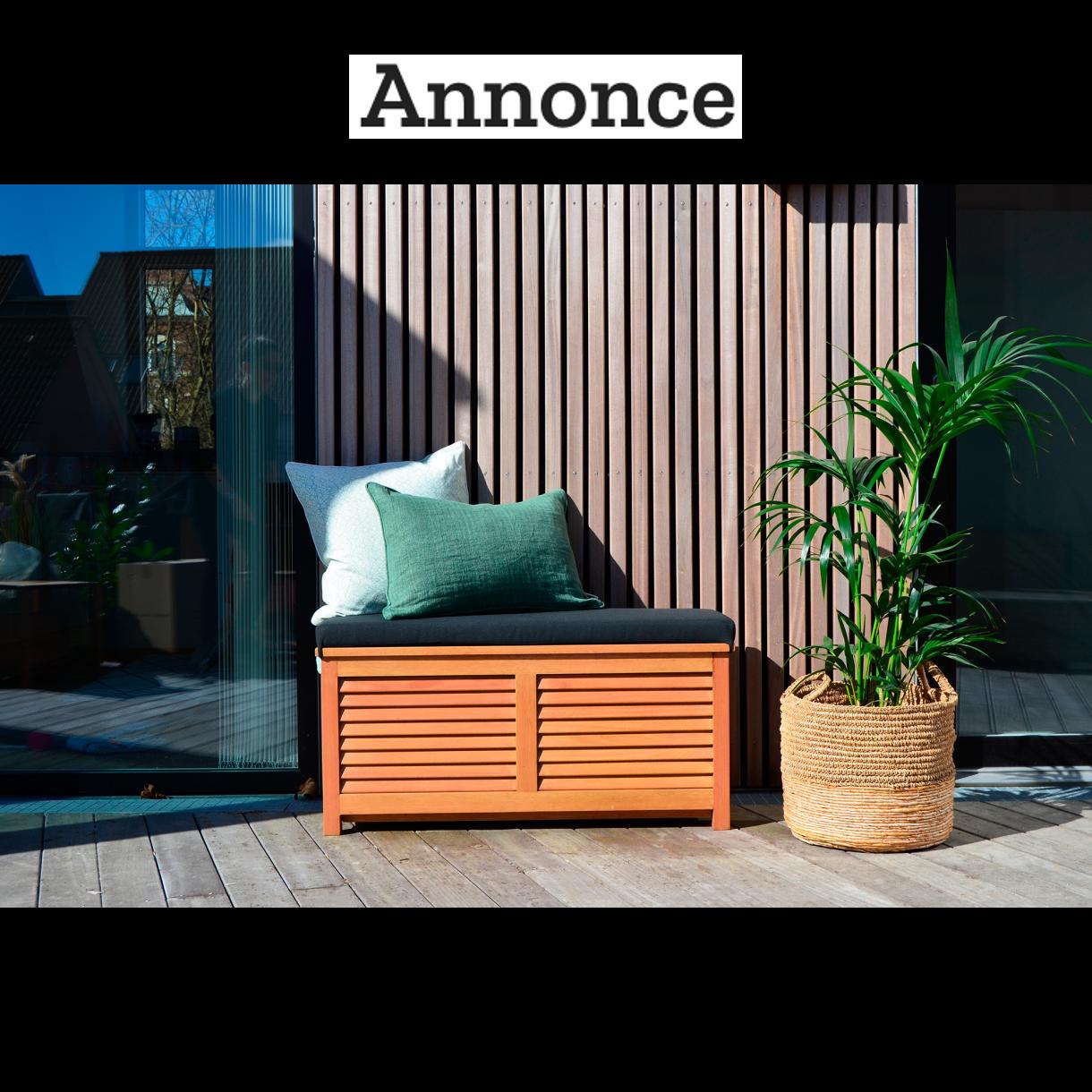Altanbutikken opgrader din altan med en lækker bænk - husunivers.dk